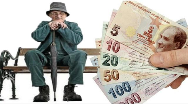 emekli para ile ilgili görsel sonucu